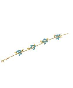 bracciali-bracciale turchesi-or53