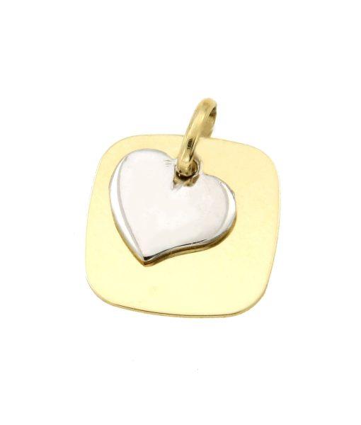 collane-ciondolo cuore-ore174