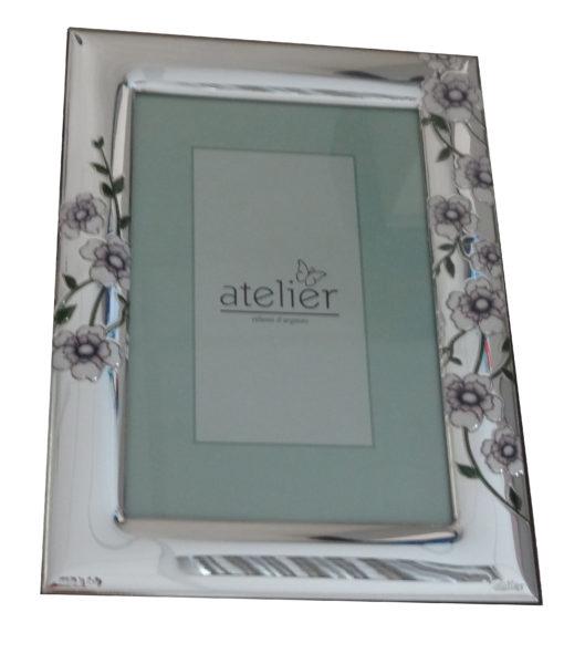 argento-cornice portafoto-ag21