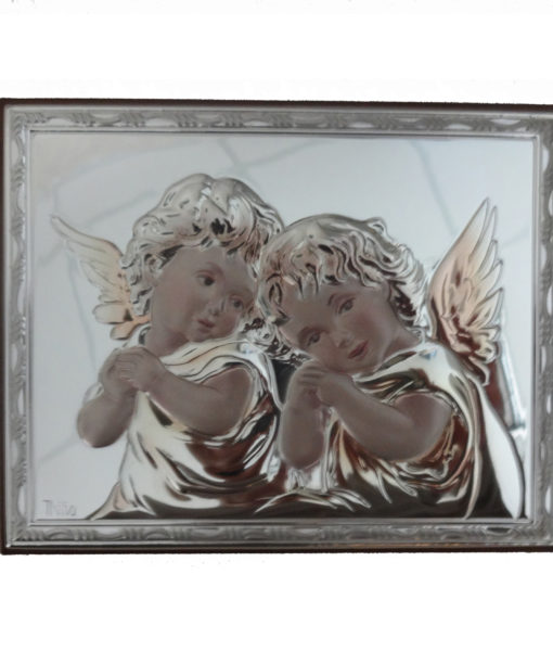 argento-icona angeli-ag17