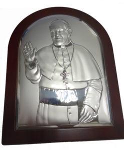 argento-icona papa-ag18