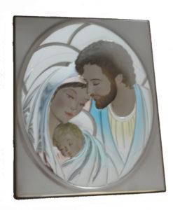 argento-icona sacra famiglia-ag23