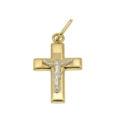 collane-croce due ori-or259