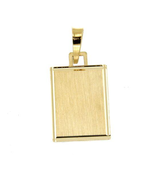collane-piastrina oro giallo-or258