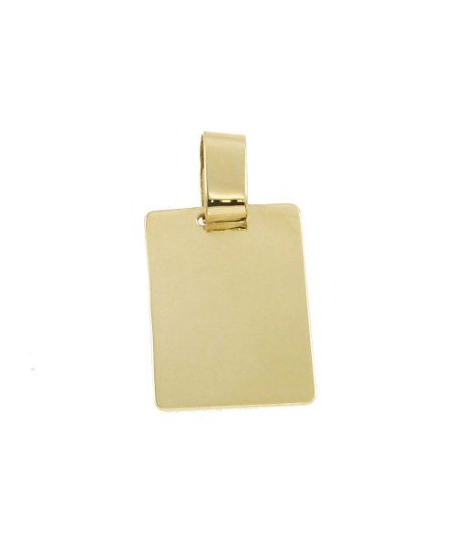 collane-piastrina oro giallo-or296