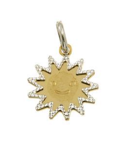 collane-ciondolo sole-or313