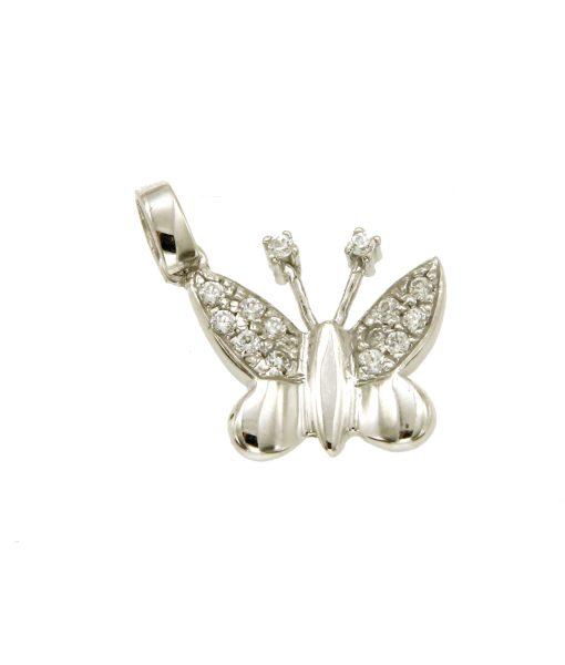collane-ciondolo farfalla-or326
