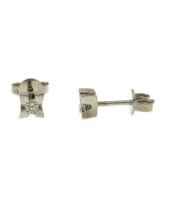 orecchini-punto luce diamanti-n355b