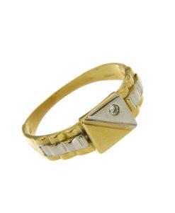 anelli-anello uomo 2 ori-or453b