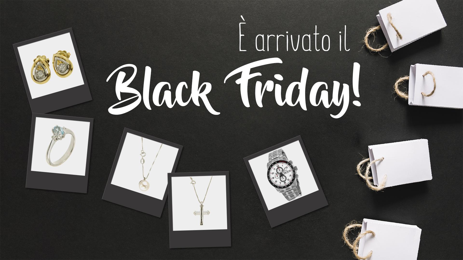 Il Bello del lusso - 5 consigli per il Black Friday