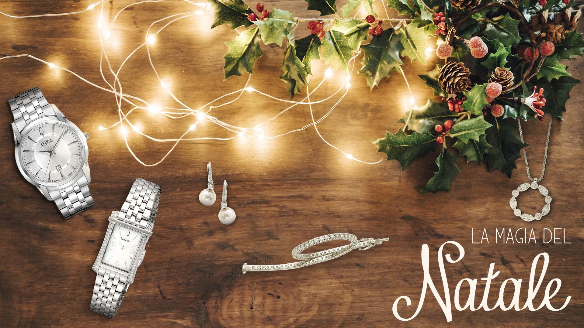 Il Bello del Lusso - la magia del Natale