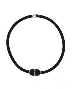 bracciale-manuel zed-silicone-nero