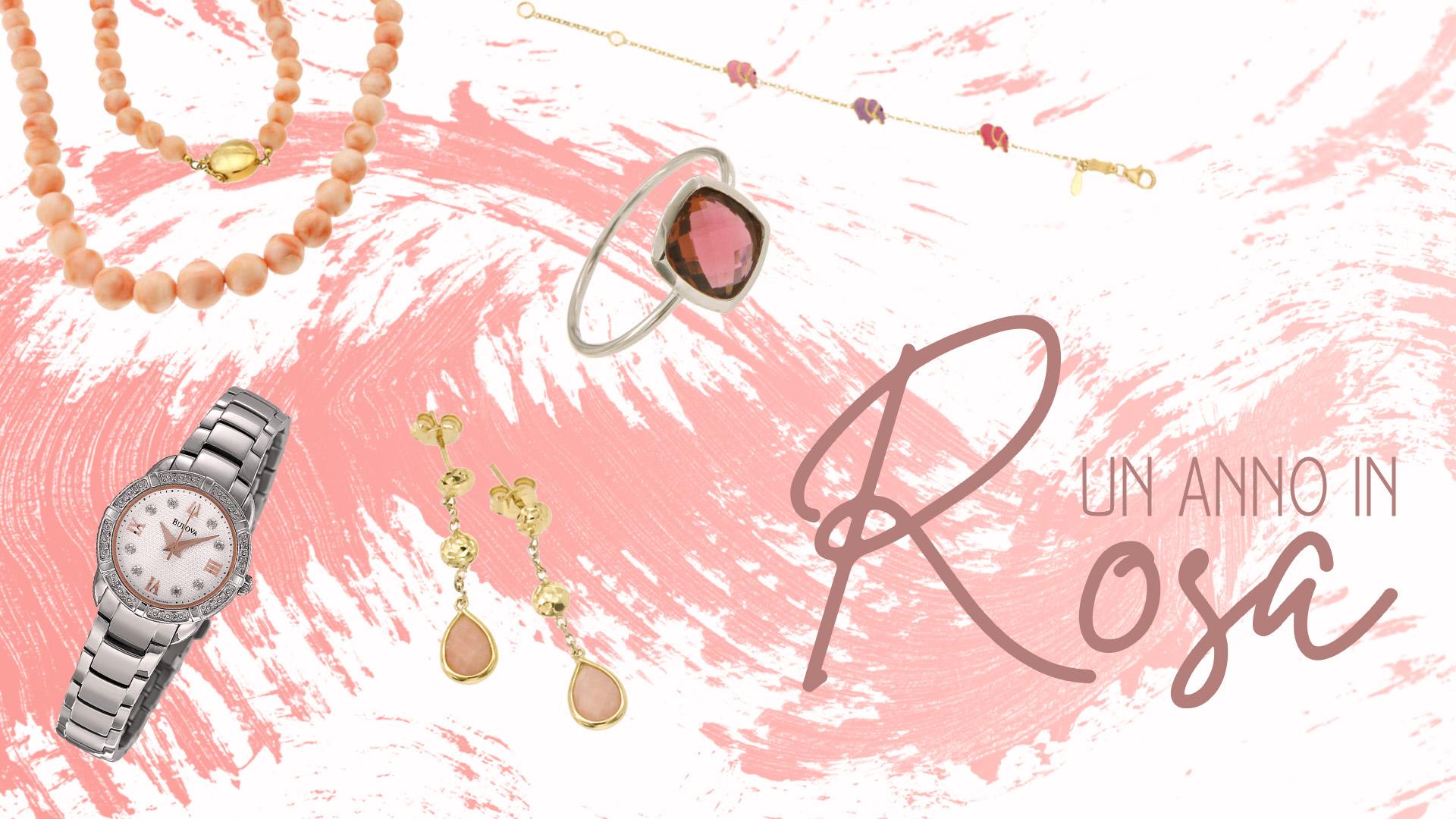 Il Bello del Lusso - articolo gennaio 2019: un anno in rosa