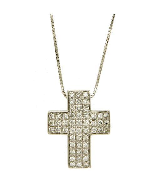 catenina-croce-diamanti-n399