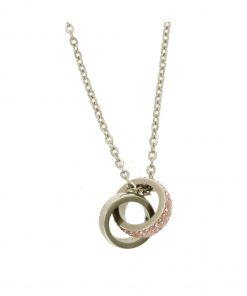 collana-manuel zed-cerchio rosa