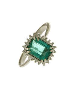 anello-smeraldo-diamanti-n436
